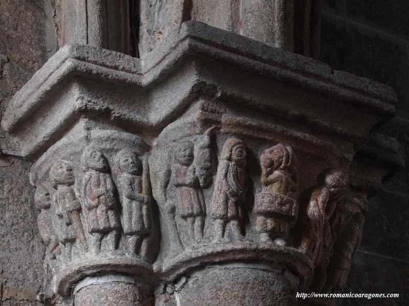 O descoñecido calendario medieval de Betanzos, único en España