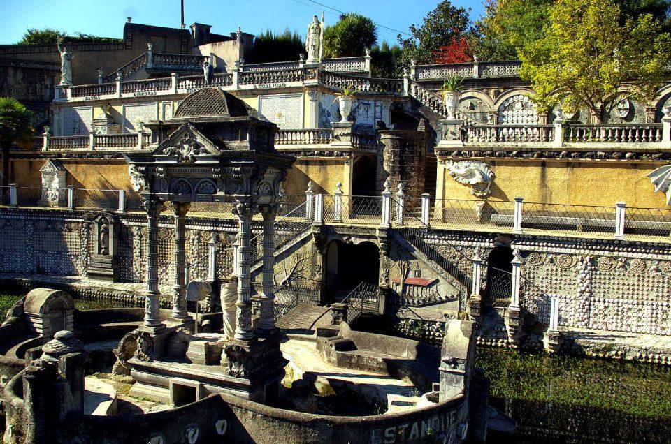 Queren recuperar o primeiro gran parque de atraccións de Europa, o Pasatempo de Betanzos