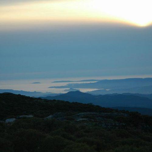 O monte do Seixo, a Montaña Máxica de Galicia